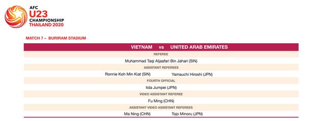 Lộ diện trọng tài cầm còi trận Việt Nam - UAE: Là vua thẻ phạt, từng phải khóa trang cá nhân vì bị fan Việt tổng tấn công - Ảnh 1.