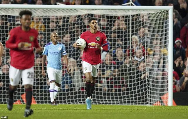 Man Utd 1-3 Man City: 45 phút ác mộng - Ảnh 3.