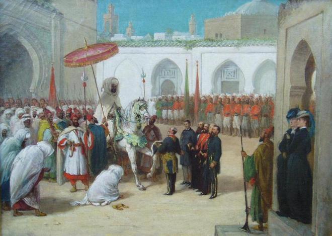Sự thật về vương triều hoàn hảo nhất lịch sử Morocco: Đi lên bằng máu đổ dưới tay vị vua bạo tàn khủng khiếp, chỉ nghe tên cũng thấy ghê sợ - Ảnh 3.
