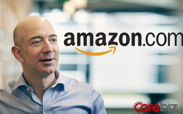 Những câu chuyện thú vị về Jeff Bezos - Ảnh 2.