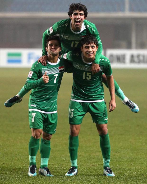 Giữa làn lửa đạn, bóng đá Iraq vẫn mãnh liệt vươn lên - Ảnh 3.