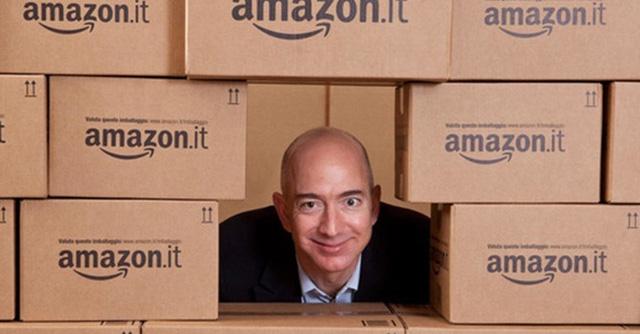 Những câu chuyện thú vị về Jeff Bezos - Ảnh 3.