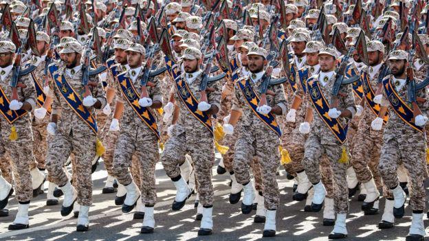 Nghênh đón đòn trừng phạt của Mỹ, Iran đang có trong tay các quân bài tẩy quân sự? - Ảnh 4.