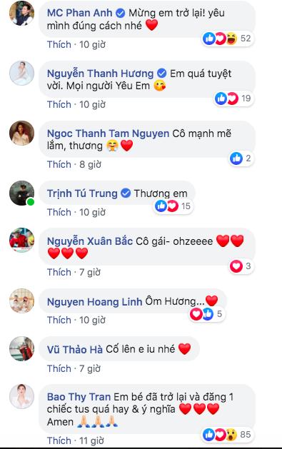 Văn Mai Hương viết những dòng chia sẻ lạc quan sau sự cố lộ clip nhạy cảm - Ảnh 3.