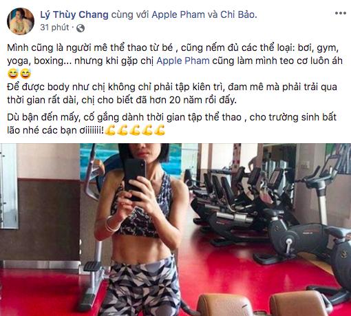 Vợ cũ đăng ảnh gợi cảm và phản ứng bất ngờ của Chi Bảo cùng bạn gái mới - Ảnh 4.