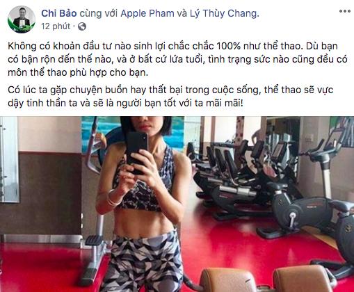 Vợ cũ đăng ảnh gợi cảm và phản ứng bất ngờ của Chi Bảo cùng bạn gái mới - Ảnh 3.