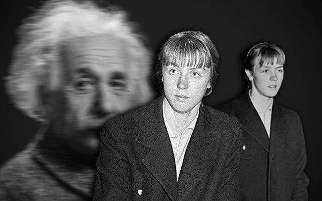 Cuộc đời của cháu gái nuôi thiên tài Albert Einstein: Từng nghe đồn mình là con ruột của ông nội nhưng cuối cùng chết trong nghèo khổ - Ảnh 2.