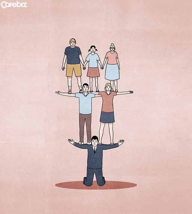 """Gánh nặng """"sinh ra là phải thành công"""" của đàn ông: Gặt hái sự nghiệp, kiếm thật nhiều tiền, quan trọng hơn cả là nâng tầm cuộc sống gia đình! - Ảnh 2."""