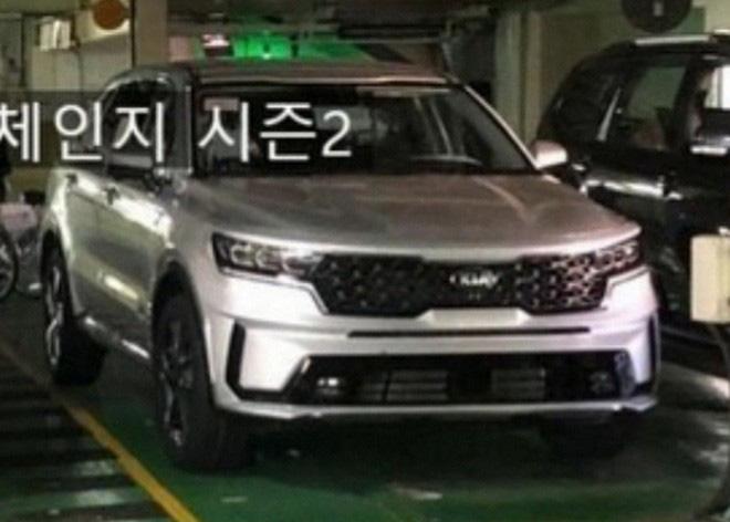 Kia Sorento 2020 tiếp tục lộ diện trước ngày ra mắt chính thức - mẫu SUV đáng để người Việt mong chờ - Ảnh 2.
