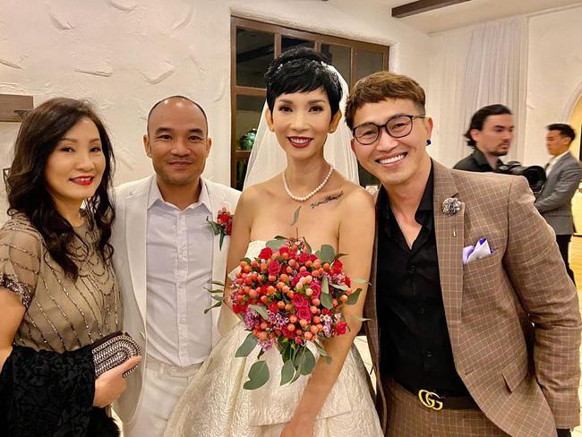 Việt Hương, Hồng Đào và dàn sao hải ngoại nô nức tham dự đám cưới của Xuân Lan tại Mỹ - Ảnh 2.