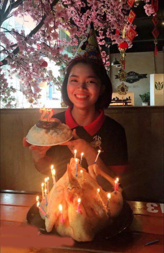 """Sinh nhật trùng Tết, cô bé khóc rưng rưng trước chiếc """"bánh kem"""" được bố tặng: Nỗi đau chỉ những ai sinh tháng 1, 2 mới hiểu! - Ảnh 4."""