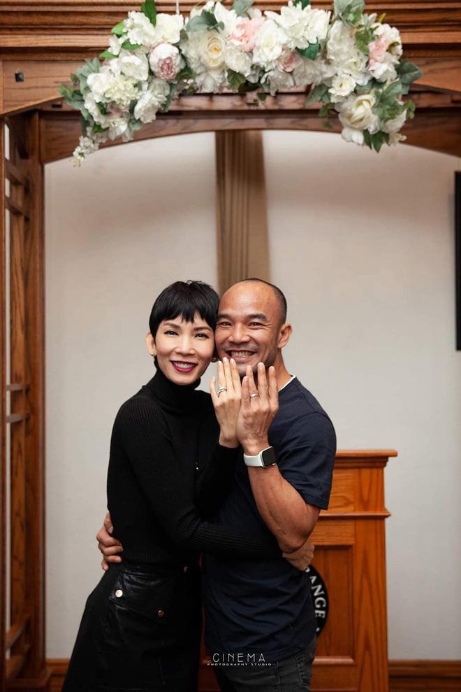 Việt Hương, Hồng Đào và dàn sao hải ngoại nô nức tham dự đám cưới của Xuân Lan tại Mỹ - Ảnh 5.