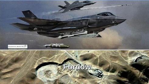 Iran nhận quà từ Israel khi F-35I bị radar dân dụng phát hiện? - Ảnh 4.