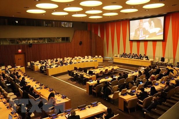 Việt Nam đảm nhận thành công cương vị Chủ tịch Hội đồng Bảo an - Ảnh 2.