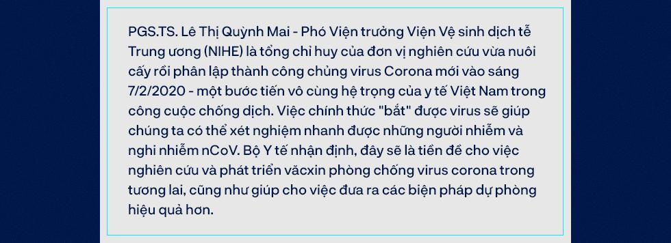 Tin vui đặc biệt từ Việt Nam và bí mật căn phòng đáng sợ nuôi cấy virus Corona - Ảnh 1.