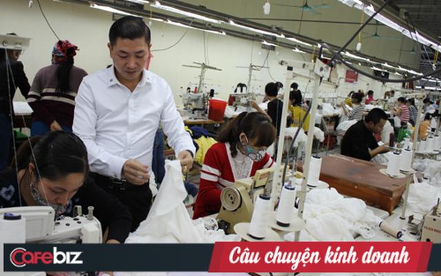 Từ cậu bé chưa học hết lớp 6, đi nhặt rác, rửa bát thuê đến ông chủ doanh nghiệp may Bắc Giang - Ảnh 2.