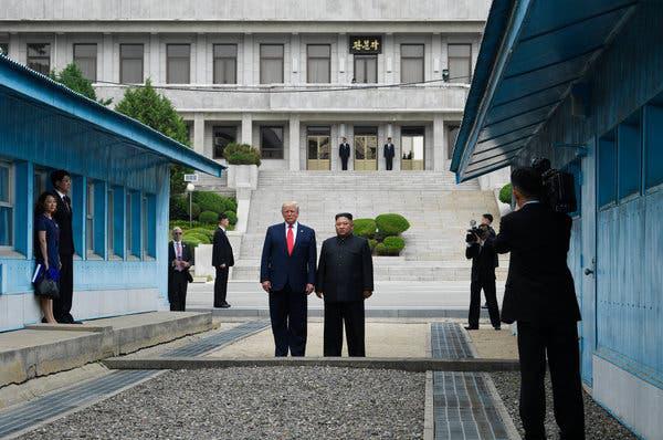 Áp lực của Mỹ đã Make Triều Tiên Great Again về công nghệ - Ảnh 1.