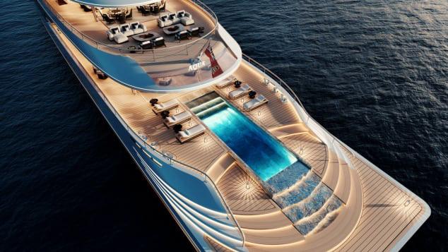 Bill Gates đặt mua siêu du thuyền chạy bằng hydro trị giá 644 triệu USD - Ảnh 3.