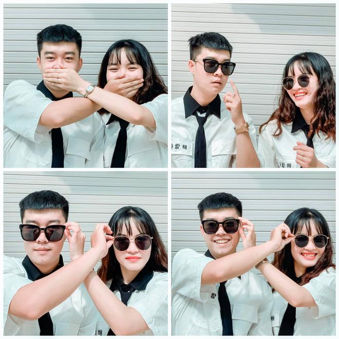 Cặp đôi Tây Ninh yêu từ lớp 8, chung size áo quần hay giày dép: Cả 1 thập kỉ trôi qua, thật may là chúng mình vẫn còn yêu - ảnh 1