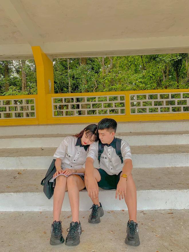 Cặp đôi Tây Ninh yêu từ lớp 8, chung size áo quần hay giày dép: Cả 1 thập kỉ trôi qua, thật may là chúng mình vẫn còn yêu - ảnh 2