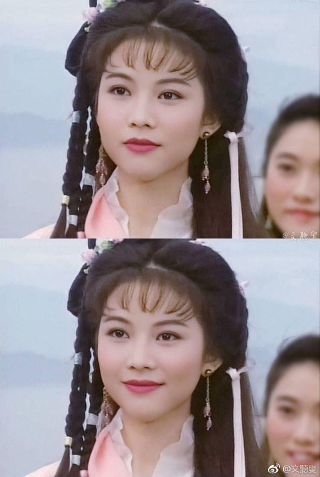 Á hậu Hồng Kông Thái Thiếu Phân bị đào mộ ảnh 20 năm trước: Cực phẩm nhan sắc, gợi nhớ thời thanh xuân ở TVB - Ảnh 1.