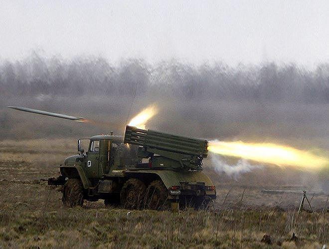 Tiếng rít của rocket BM-21 khiến phiến quân Syria bạt vía kinh hoàng bỏ chạy - Ảnh 18.