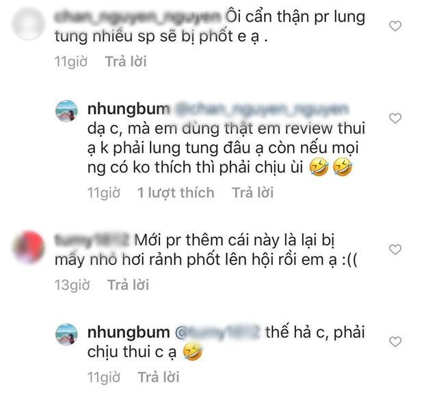 """Bạn gái Văn Toàn nói gì khi quảng cáo 2 loại thuốc nâng ngực cùng một lúc, bị fan nhắc """"cẩn thận không phốt đấy"""" - Ảnh 3."""