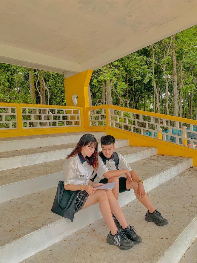 Cặp đôi Tây Ninh yêu từ lớp 8, chung size áo quần hay giày dép: Cả 1 thập kỉ trôi qua, thật may là chúng mình vẫn còn yêu - ảnh 3
