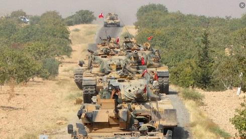 Thổ Nhĩ Kỳ ra tối hậu thư cho Chính phủ Syria ở chiến trường Idlib - Ảnh 3.