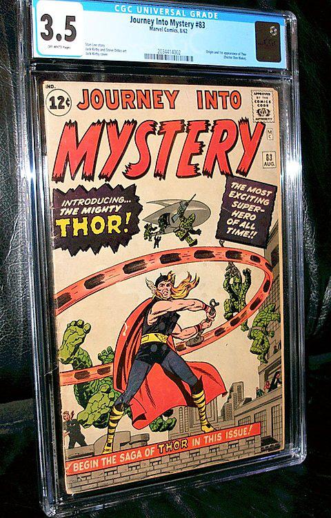 Bí ẩn về Thor: Là người ngoài hành tinh hay một vị thần? - Ảnh 3.