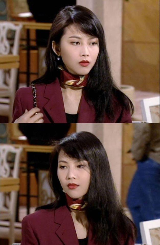 Á hậu Hồng Kông Thái Thiếu Phân bị đào mộ ảnh 20 năm trước: Cực phẩm nhan sắc, gợi nhớ thời thanh xuân ở TVB - Ảnh 4.
