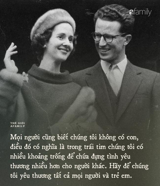 Cuộc hôn nhân của vua Bỉ và cô bé Lọ Lem: Không một mụn con sau 5 lần sảy thai, sóng gió bủa vây nhưng tình yêu chưa từng lung lay - Ảnh 5.