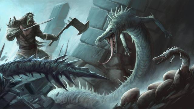 Những chủng loài rồng siêu hầm hố trong truyền thuyết mà bạn chưa bao giờ nghe tên - Ảnh 7.
