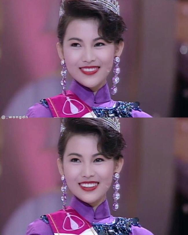 Á hậu Hồng Kông Thái Thiếu Phân bị đào mộ ảnh 20 năm trước: Cực phẩm nhan sắc, gợi nhớ thời thanh xuân ở TVB - Ảnh 9.