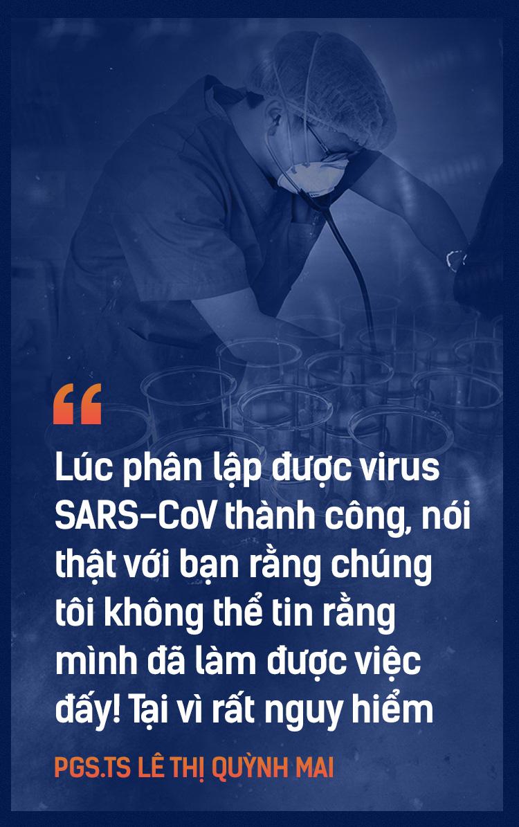 Tin vui đặc biệt từ Việt Nam và bí mật căn phòng đáng sợ nuôi cấy virus Corona - Ảnh 10.