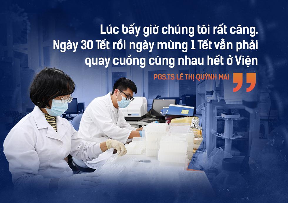 Tin vui đặc biệt từ Việt Nam và bí mật căn phòng đáng sợ nuôi cấy virus Corona - Ảnh 12.