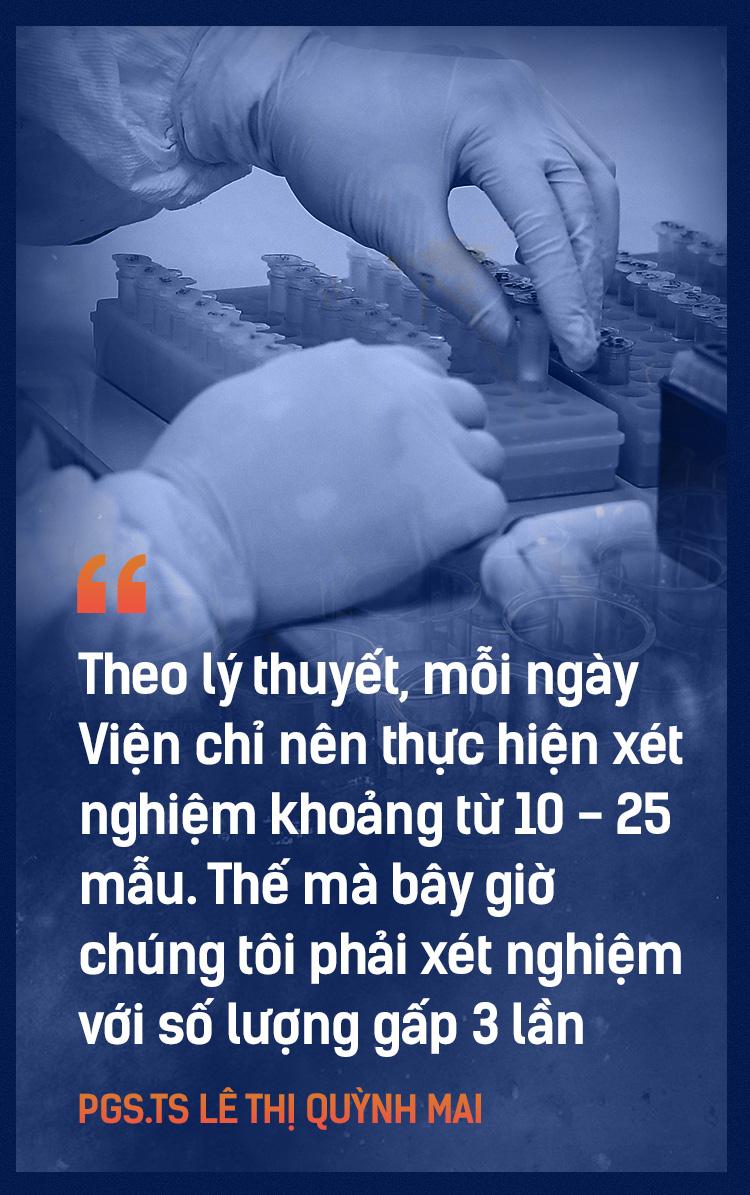 Tin vui đặc biệt từ Việt Nam và bí mật căn phòng đáng sợ nuôi cấy virus Corona - Ảnh 15.