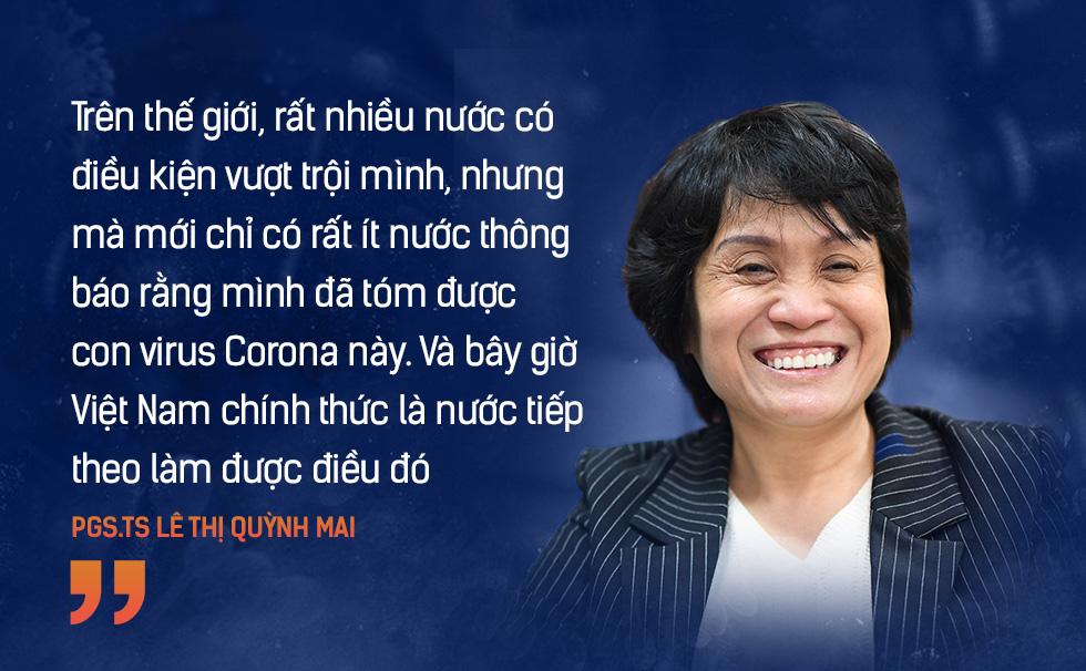 Tin vui đặc biệt từ Việt Nam và bí mật căn phòng đáng sợ nuôi cấy virus Corona - Ảnh 19.