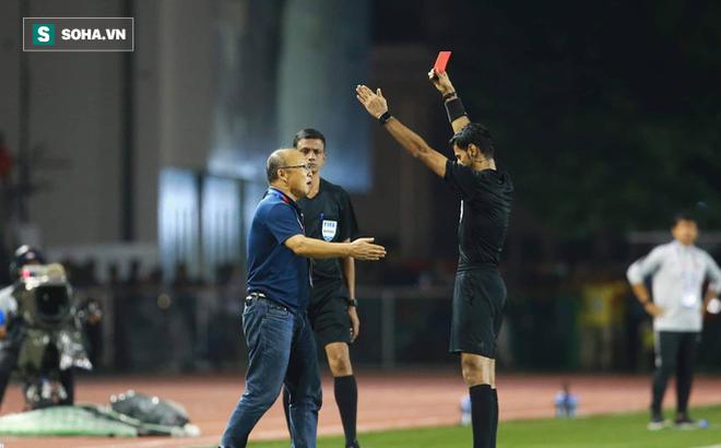 CĐV Indonesia phản ứng về việc AFC phạt thầy Park: Cấm ở trận giao hữu thì có ý nghĩa gì - Ảnh 1.
