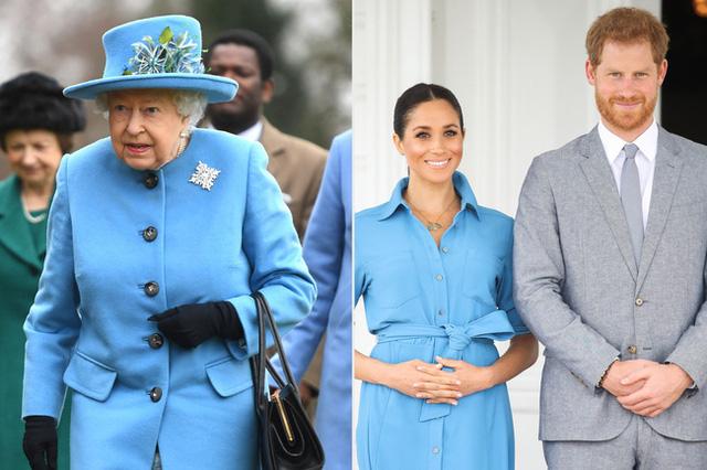 Nữ hoàng Anh yêu cầu vợ chồng Meghan Markle đưa con trai trở về Vương quốc Anh với lý do đặc biệt - Ảnh 1.
