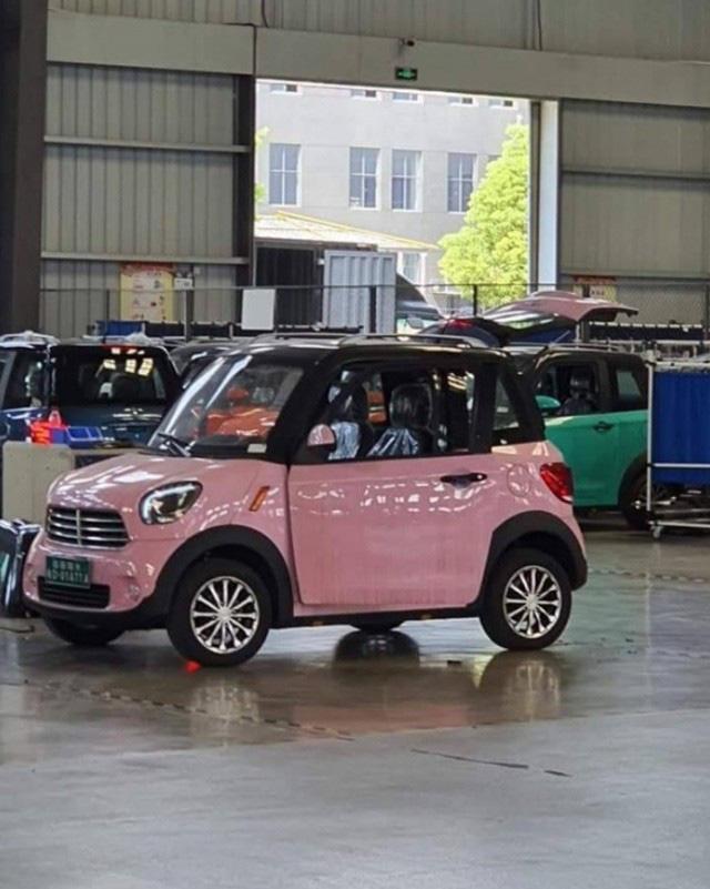 Ô tô điện 2 chỗ, chạy tốc độ 100km/h - Ảnh 1.