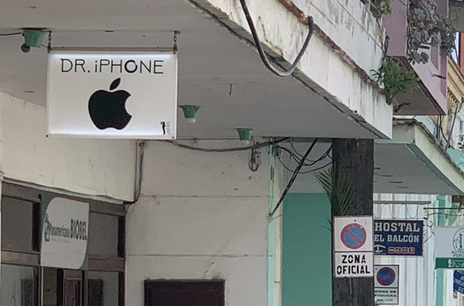 Sự hiện diện độc đáo của Apple tại Cuba - Ảnh 4.