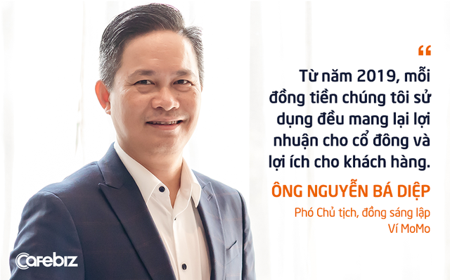 """Phó Chủ tịch MoMo Nguyễn Bá Diệp: Thị trường thanh toán 2020 không còn """"cửa"""" cho startup, mà dành cho những tay chơi lớn với hệ sinh thái riêng - Ảnh 1."""