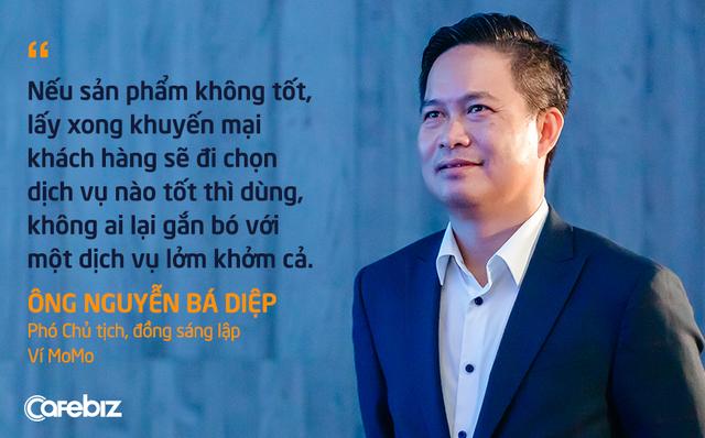 """Phó Chủ tịch MoMo Nguyễn Bá Diệp: Thị trường thanh toán 2020 không còn """"cửa"""" cho startup, mà dành cho những tay chơi lớn với hệ sinh thái riêng - Ảnh 3."""