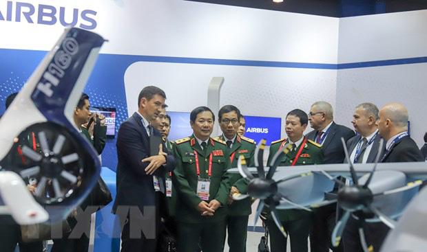 Việt Nam-Singapore tham vấn hoạt động quân sự-quốc phòng ASEAN - Ảnh 1.
