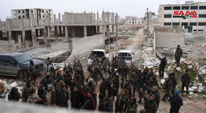 QĐ Syria tổng tiến công, Thổ Nhĩ Kỳ quyết phản đòn: Chiến trường biên giới rực lửa! - Ảnh 4.