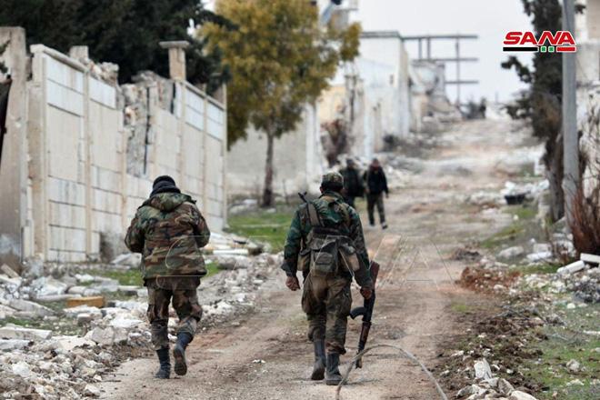 QĐ Syria tổng tiến công, Thổ Nhĩ Kỳ quyết phản đòn: Chiến trường biên giới rực lửa! - Ảnh 3.