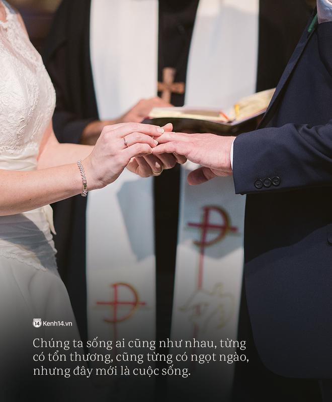 Thư bố gửi chàng rể tương lai: Người con cưới không phải vợ con mà chính là sinh mệnh của bố - Ảnh 6.
