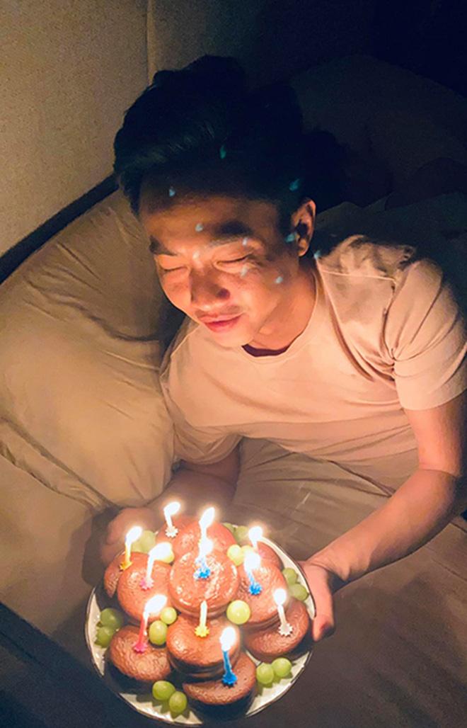 Cường Đô La được mẹ đại gia và con trai chúc mừng sinh nhật - Ảnh 1.