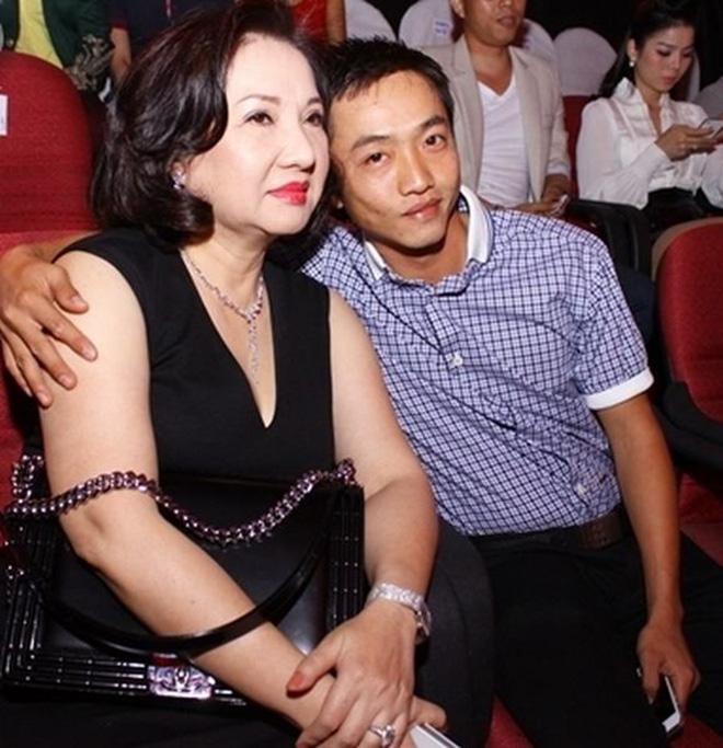 Cường Đô La được mẹ đại gia và con trai chúc mừng sinh nhật - Ảnh 3.